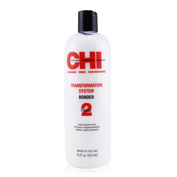 CHITransformation System Phase 2 - Bonder Formula A (For Resistant/Virgin Hair) 473ml/16oz
