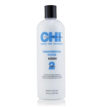 CHITransformation System Phase 2 - Bonder Formula B (For Colored/Chemically Treated Hair) 473ml/16oz
