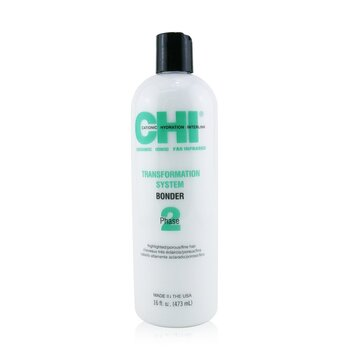 CHITransformation System Phase 2 - Bonder Formula C (For Highlighted/Porous/Fine Hair) 473ml/16oz