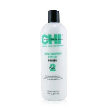 CHITransformation System Phase 2 - Bonder Formula C (For Highlighted/Porous/Fine Hair) 473ml/16oz