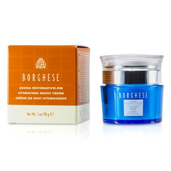 BorgheseCrema Ristorativo - PM Hydrating Night Cream 28g/1oz