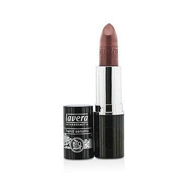 Lavera Beautiful Lips Colour Intense Lipstick - # 21 Caramel Glam 4.5g/0.15oz