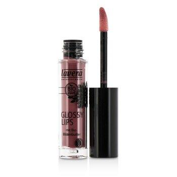 Lavera Glossy Lips – # 09 Delicious Peach 6.5ml/0.2oz