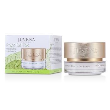 JuvenaPhyto De-Tox Detoxifying 24H Cream - Krim Pelembab 50ml/1.7oz