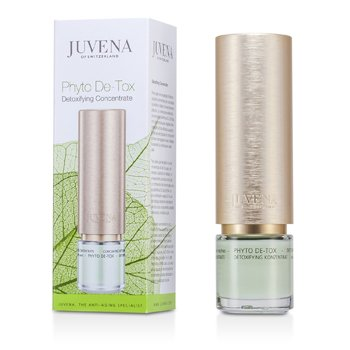 JuvenaPhyto De-Tox Detoxifying Concentrate - Perawatan Kulit 30ml/1oz