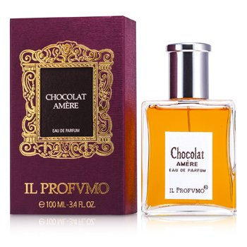Il ProfvmoChocolat Amere Eau De Parfum Spray 100ml/3.4oz