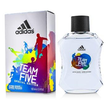 AdidasTeam Five Loci�n para Despu�s de Afeitar (Edici�n Especial) 100ml/3.4oz