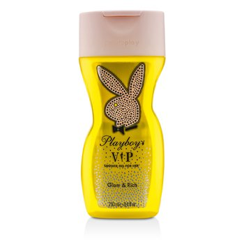 PlayboyVIP Shower Gel 250ml/8.4oz