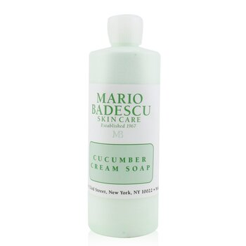 Mario Badescu Cucumber Cream Soap - For All Skin Types 472ml/16oz