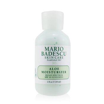 Купить Aloe Увлажняющее Средство SPF 15 59ml/2oz, Mario Badescu