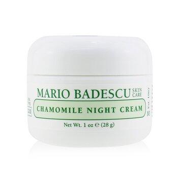 Купить Chamomile Ночной Крем 29ml/1oz, Mario Badescu