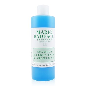 Mario Badescu Seaweed Bubble Bath & Shower Gel 472ml/16oz