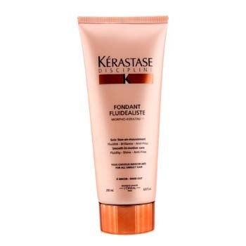 Kerastase Discipline Fondant Fluidealiste Smooth-in-Motion Care (For All Unruly Hair)  200ml/6.8oz