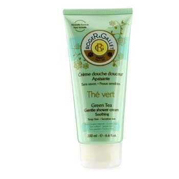 Roger & GalletGreen Tea (The Vert) Gentle Shower Cream 200ml/6.6oz