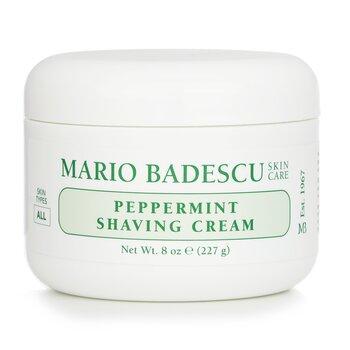 Mario Badescu Peppermint Shaving Cream 236ml/8oz