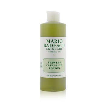 Mario Badescu Seaweed Cleansing Lotion - For Combination/ Dry/ Sensitive Skin Types 472ml/16oz