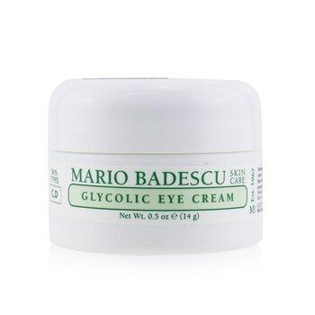 Mario Badescu Glycolic Eye Cream - For Combination/ Dry Skin Types 14ml/0.5oz