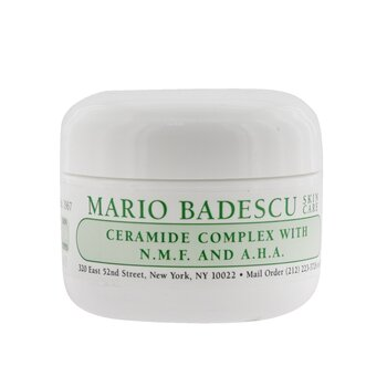 Image of Mario Badescu Ceramide Complex With N.M.F.  A.H.A.  For Combination Dry Skin Types 29ml1oz