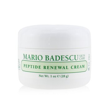 Mario BadescuPeptide Renewal Cream - Perawatan Kulit 29ml/1oz