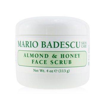 Mario Badescu Almond & Honey Non-Abrasive Face Scrub - For All Skin Types 118ml/4oz