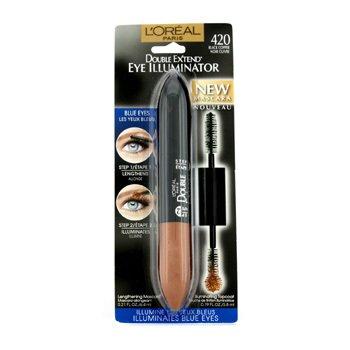 L'OrealDouble Extend Eye Illuminator Mascara12.2ml/0.4oz