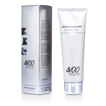 4V00Distinct Man Ultimate Crema de Afeitar 150ml/5oz