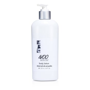 4V00 Distinct Man Body Lotion (Infused with Silk and Peptides) 200ml/6.8oz