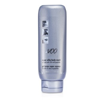 Image of 4V00 Distinct Man Super Silky Body Wash (Infused with Silk and Peptides) 250ml/8.45oz
