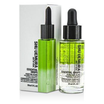 Shu UemuraEssential Drops Purifying Blend (For Normal to Oily Scalp) 30ml/1oz