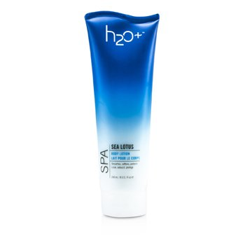 H2O+Sea Lotus Body Lotion 240ml/8oz