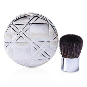 Christian DiorDiorskin Nude Tan Light Healthy Glow Enhancing Powder (With Kabuki Brush)10g/0.35oz