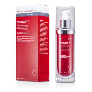 Dermelect Detoxifying Oxygen (O2) Facial Commission 100ml/3.3oz skincare