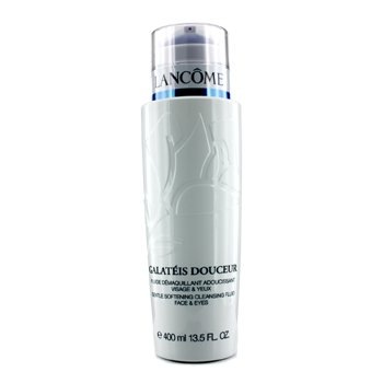 Lancome Galateis Douceur Gentle Softening Cleansing Fluid Face & Eyes  400ml/13.5oz