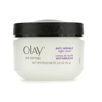 Olay Age Defying Anti-Wrinkle Night Cream  56g/2oz