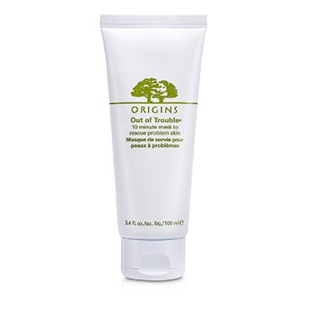 Origins Out of Trouble 10 Minute Mask To Rescue Problem Skin  100ml/3.4oz