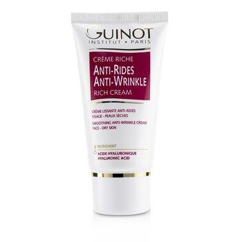 Guinot������͵�ҹ������� Anti-Wrinkle Rich Cream (����Ѻ������) 50ml/1.7oz
