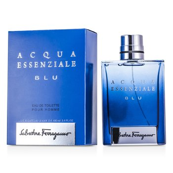 Salvatore FerragamoAcqua Essenziale Blu Eau De Toilette Spray 100ml/3.4oz