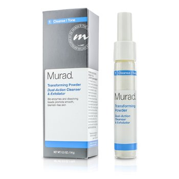 MuradEsfoliante & Limpeza De Pele Transforming Powder Dual-Action 14g/0.5oz