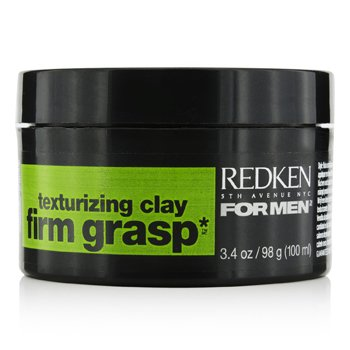 Redken Men Firm Grasp Texurizing Clay (Maximum Control) 100ml/3.4oz