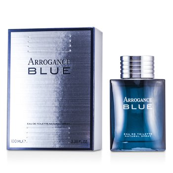 Arrogance Blue Eau De Toilette Spray 100ml/3.38oz