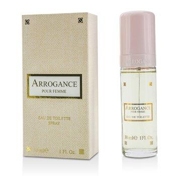 ArrogancePour Femme Eau De Toilette Spray 30ml/1oz