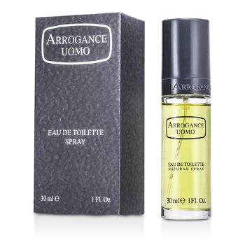Arrogance Uomo Eau De Toilette Spray 30ml/1oz