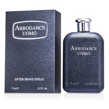 Arrogance Uomo After Shave Spray 75ml/2.5oz