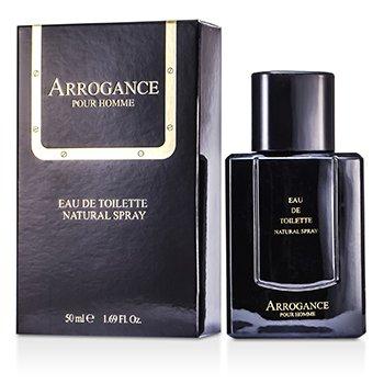 ArrogancePour Homme Eau De Toilette Spray 50ml/1.69oz