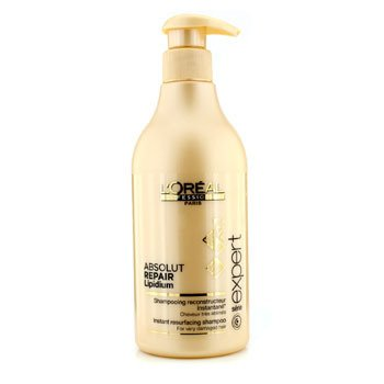 L'OrealProfessionnel Expert Serie - Absolut Repair Lipidium Instant Resurfacing Champ� (Para Cabello Muy Da�ado) 500ml/16.9oz