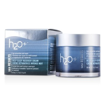 H2O+Sea Results Deep Sleep Recovery Cream 50ml/1.7oz