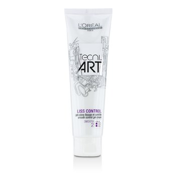 L'OrealProfessionnel Tecni.Art Liss Control Smooth Control Gel-Crema 150ml/5oz