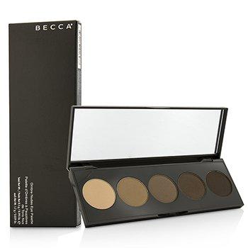 Becca Ombre Nudes Eye Palette  8.5g/0.29oz