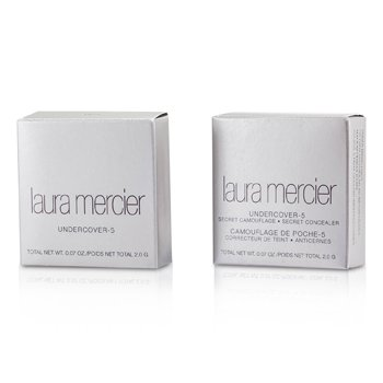 Laura MercierUndercover Duo Pack - # UC5 (For Suntanned & Medium to Dark Skin Tones) 2x2g/0.07oz
