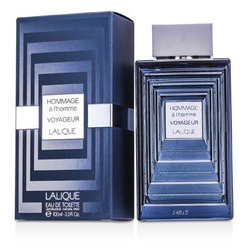 LaliqueHommage A L'Homme Voyageur Eau De Toilette Spray 100ml/3.3oz